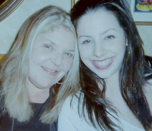 Danielle and her mom, Lilian